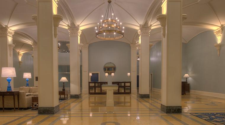 nopsi hotel lobby vertical