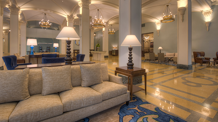 nopsi hotel lobby