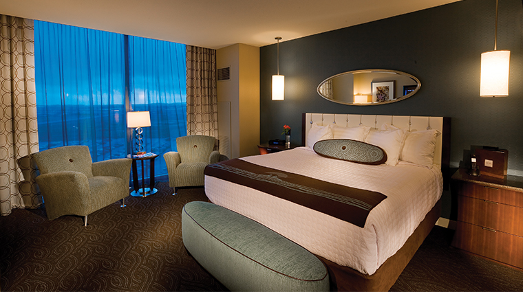 northern quest resort casino classic king guestroom