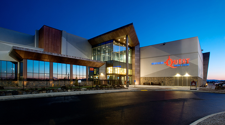 northern quest resort casino entrance