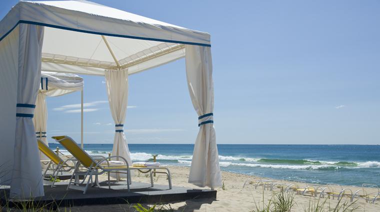 ocean house cabana