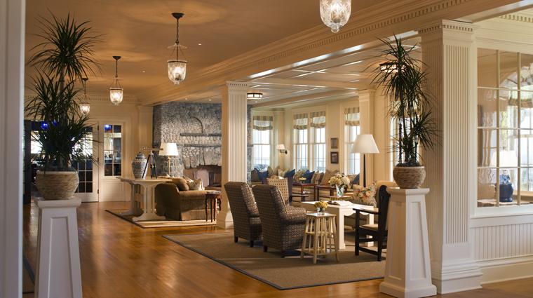 ocean house lobby