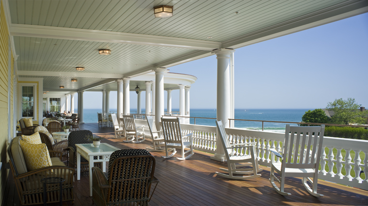 ocean house porch