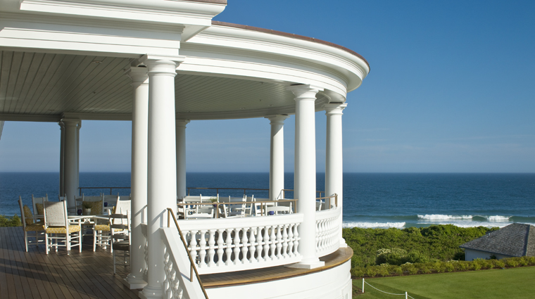 ocean house verandah