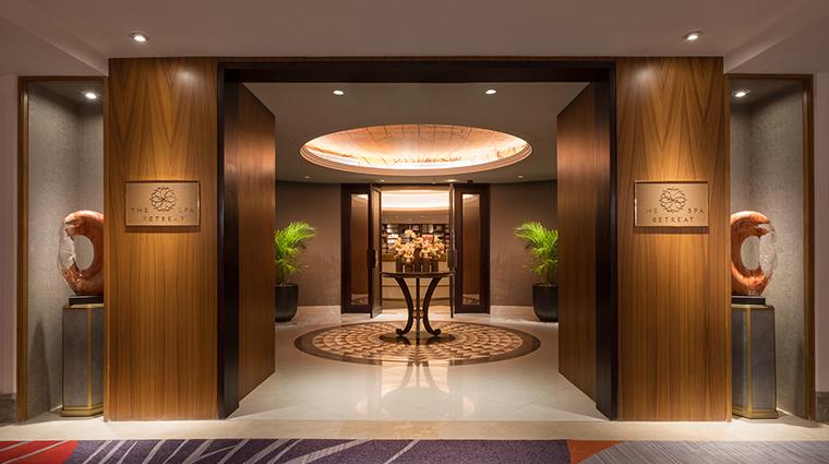 okada manila spa entrance