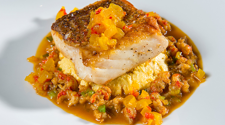 olivette pan seared snapper