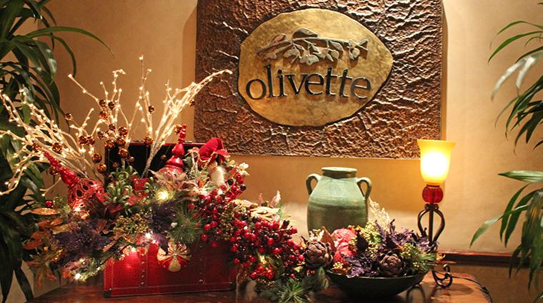 olivette sign