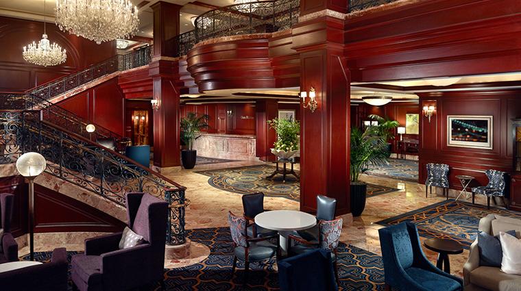 omni san francisco hotel lobby