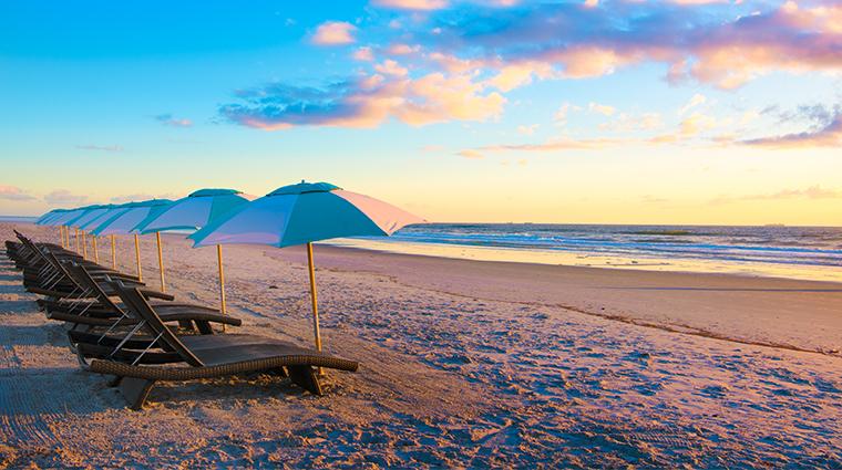 one ocean resort spa beach