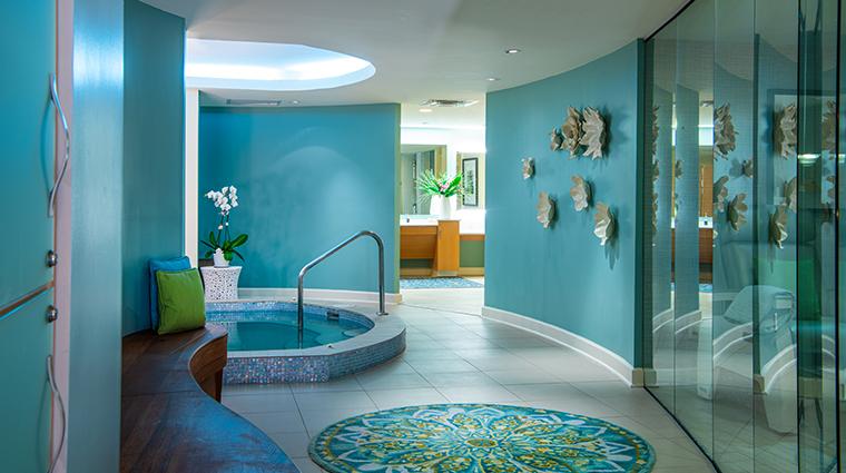 one ocean resort spa spa jacuzzi