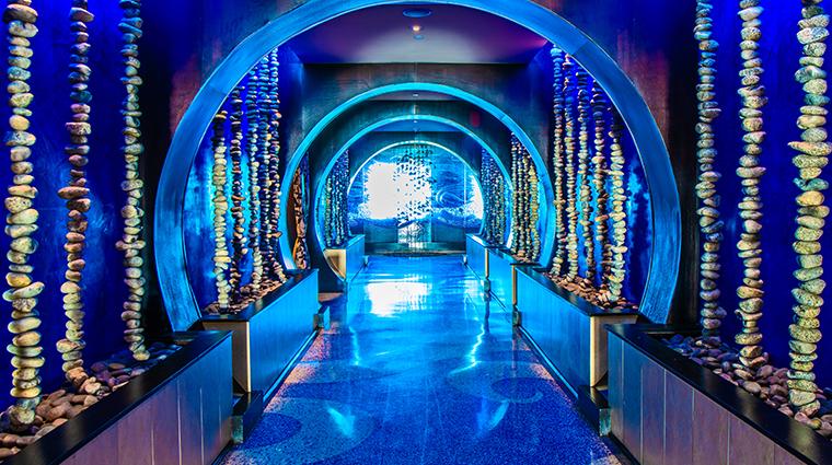one ocean resort spa walkway