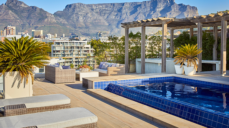 oneonly cape town penthouse pool deck