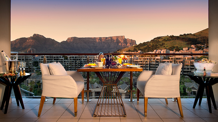 oneonly cape town presidential suite view