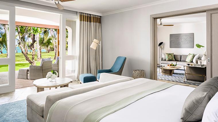 oneonly le saint geran beach front suite