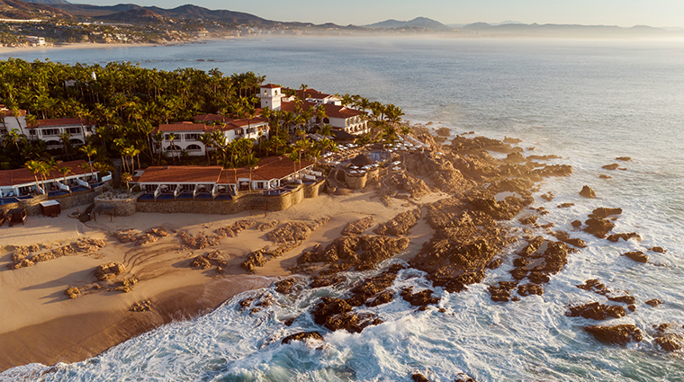 oneonly palmilla los cabos resort aerial