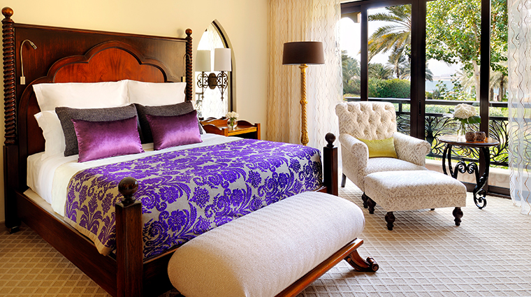 oneonly royal mirage executive suite bedroom