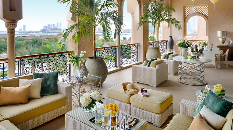 oneonly the palm grand palm suite terrace