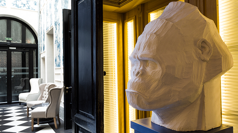 only you boutique hotel madrid detail