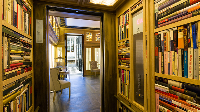 only you boutique hotel madrid elevator