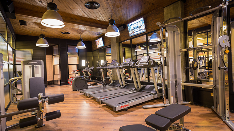 only you hotel atocha fitness center