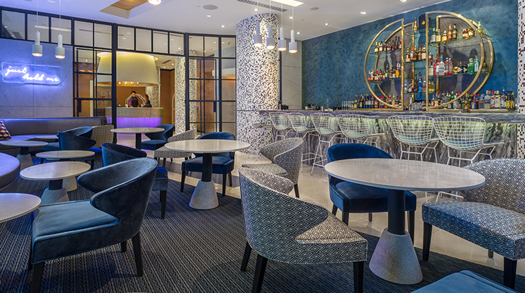 opus hotel vancouver bar