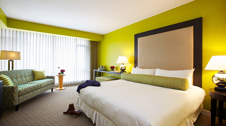 opus hotel vancouver deluxe king lime