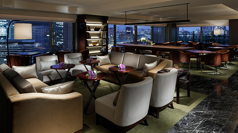 palace hotel tokyo bar lounge