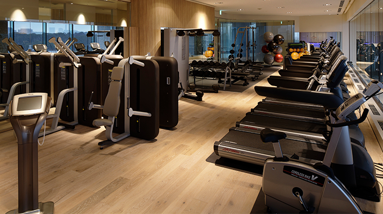 palace hotel tokyo fitness center