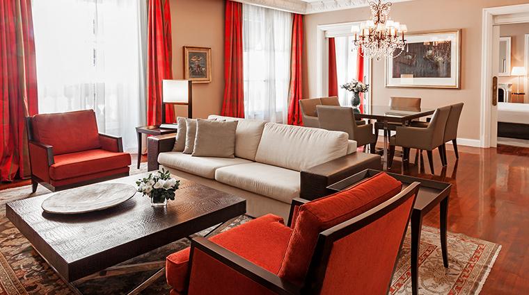 Palacio Duhau Hyatt alvear suite