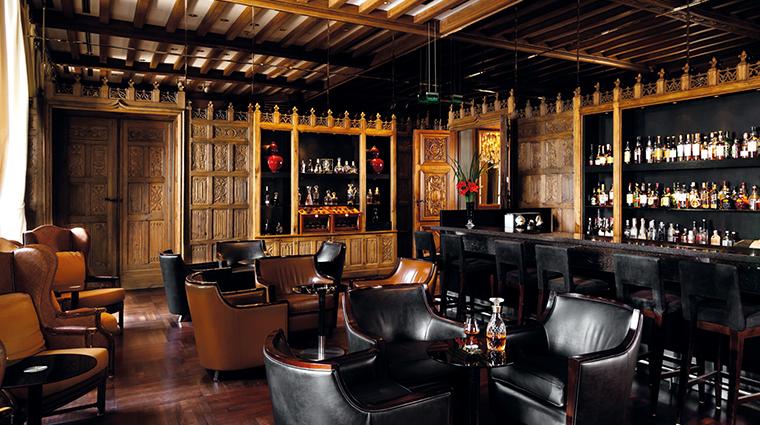 Palacio Duhau Hyatt bar