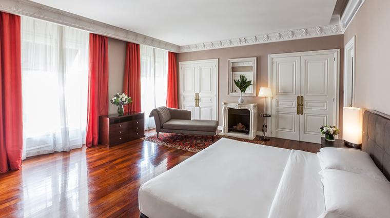 Palacio Duhau Hyatt bedroom suite