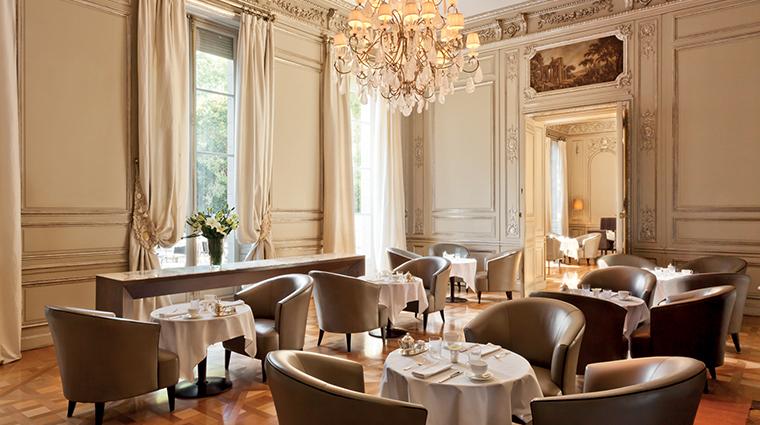 Palacio Duhau Hyatt dining
