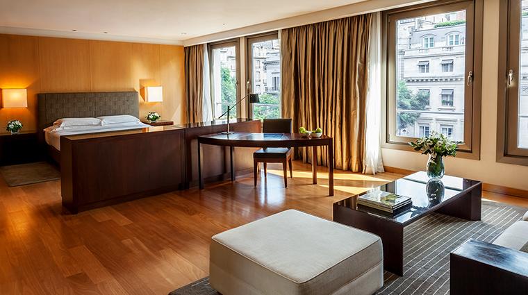 Palacio Duhau Hyatt park suite view
