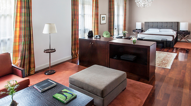 Palacio Duhau Hyatt park suite
