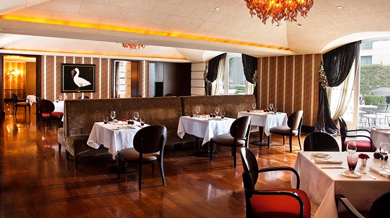 Palacio Duhau Hyatt restaurant