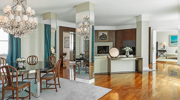 Palacio Duhau Hyatt suite
