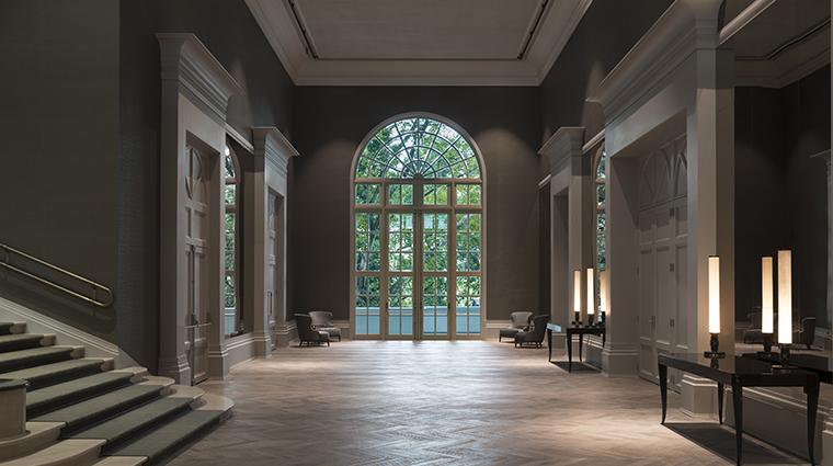 palacio tangara Cristal ballroom foyer