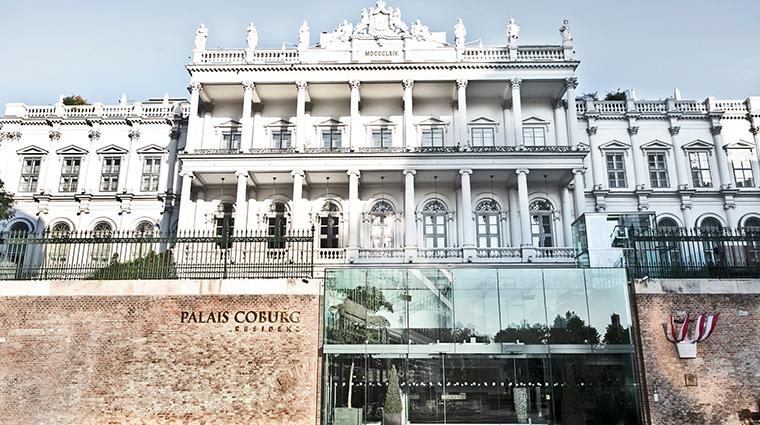 palais coburg exterior