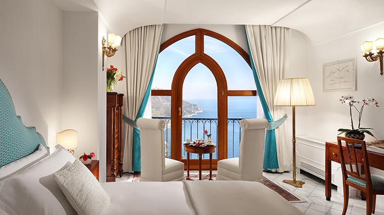 palazzo avino deluxe sea view room 2