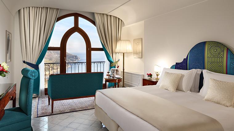 palazzo avino deluxe sea view room 3