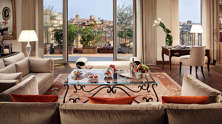 palazzo parigi hotel grand spa milano presidential suite living room