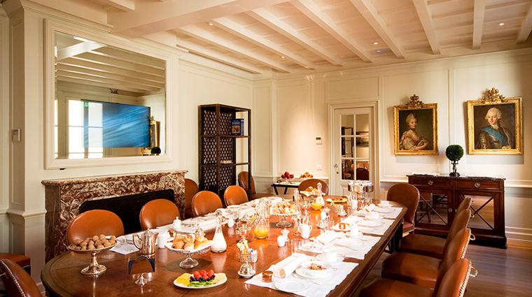 Palazzo Vecchietti breakfast