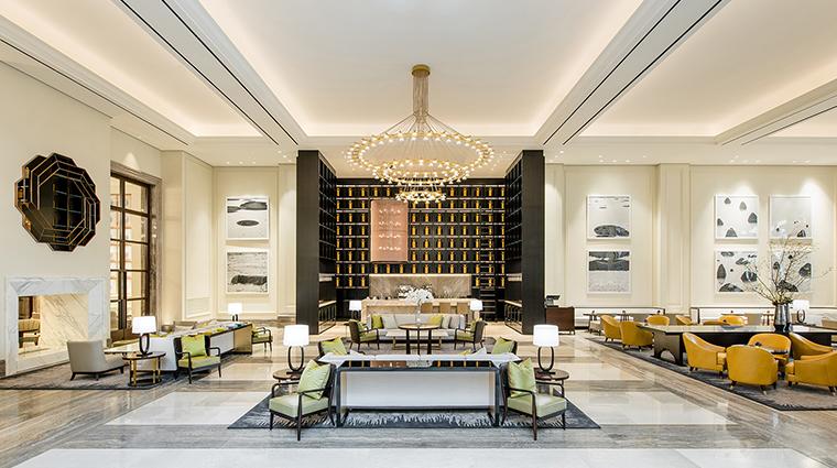 paradise hotel resort lobby 7