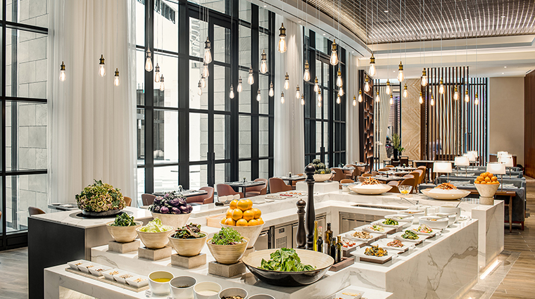 paradise hotel resort premium buffet 8