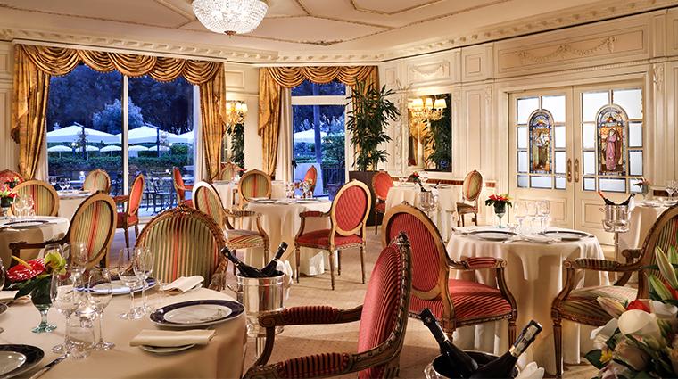 parco dei principi grand hotel spa Pauline Borghese