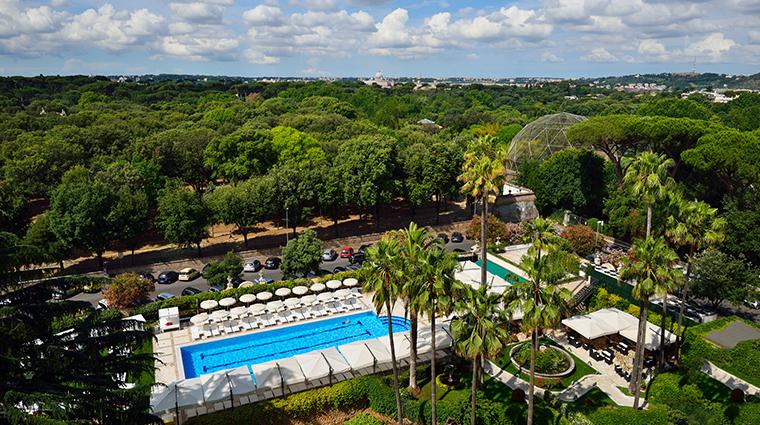 parco dei principi grand hotel spa daytime exterior