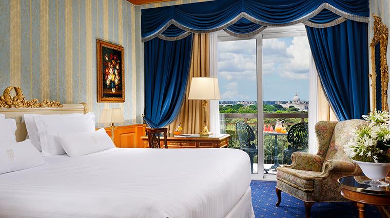 parco dei principi grand hotel spa deluxe Cupola view