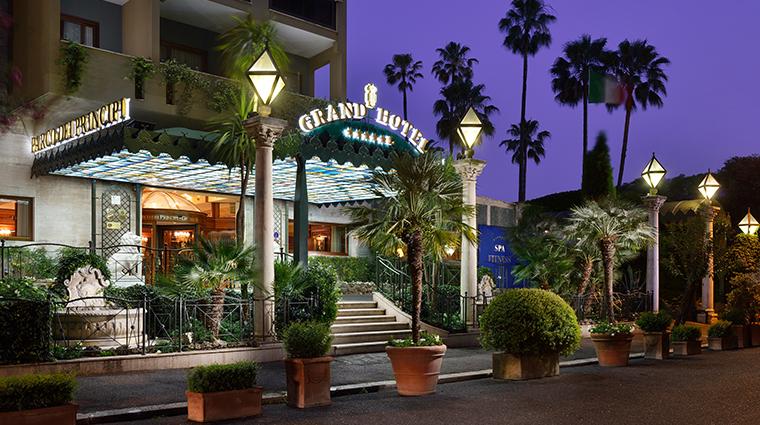 parco dei principi grand hotel spa entrance