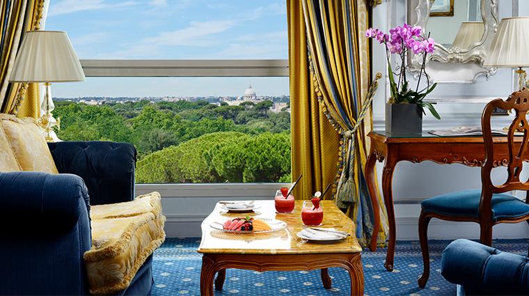 parco dei principi grand hotel spa junior suite view