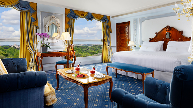 parco dei principi grand hotel spa junior suite